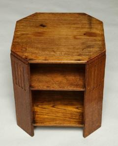 Octagonal End Table - 660036