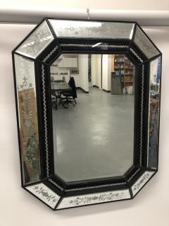 Octagonal Venetian Mirror  - 1233558