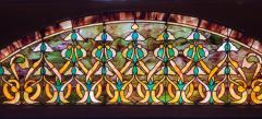 Offered by ANTIQUE AMERICAN STAINED GLASS WINDOWS - 1101477