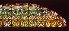 Offered by ANTIQUE AMERICAN STAINED GLASS WINDOWS - 1101478