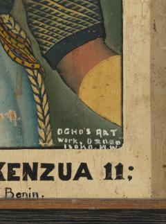 Ogho of Ozoro Portait of Uku Akolopolo Akenzua II Oba of Benin 1933 1978  - 1914315