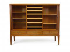 Ole Wanscher 1930s Ole Wanscher Oak Sideboard Cabinet - 1538870
