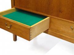 Ole Wanscher 1930s Ole Wanscher Oak Sideboard Cabinet - 1538873