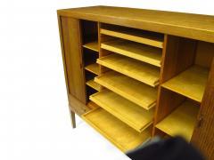 Ole Wanscher 1930s Ole Wanscher Oak Sideboard Cabinet - 1538874