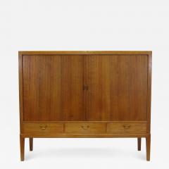 Ole Wanscher 1930s Ole Wanscher Oak Sideboard Cabinet - 1540202