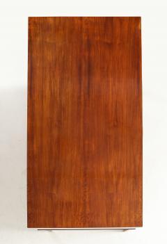 Ole Wanscher Ole Wanscher Mahogany Desk Circa 1950s Produced by A J Iversens  - 1690211