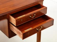 Ole Wanscher Ole Wanscher Mahogany Desk Circa 1950s Produced by A J Iversens  - 1690214