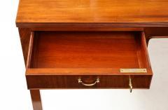 Ole Wanscher Ole Wanscher Mahogany Desk Circa 1950s Produced by A J Iversens  - 1690219