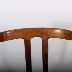 Ole Wanscher Ole Wascher T chair solid rosewood - 1456545