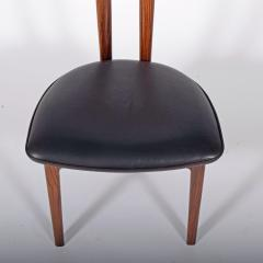Ole Wanscher Ole Wascher T chair solid rosewood - 1456546