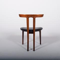 Ole Wanscher Ole Wascher T chair solid rosewood - 1456547