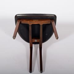 Ole Wanscher Ole Wascher T chair solid rosewood - 1456549
