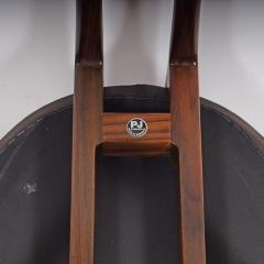 Ole Wanscher Ole Wascher T chair solid rosewood - 1456550