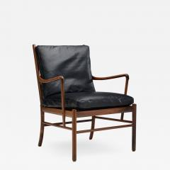 Ole Wanscher PJ 149 Colonial Armchair by Ole Wanscher for Poul Jeppesen M belfabrik - 1842593