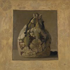 Olga Antonova Red Bag - 140377
