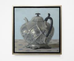 Olga Antonova Teapot with Black Handle - 120890