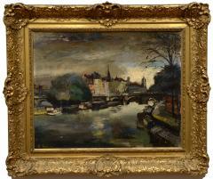 Oliver Foss Along the Seine Paris - 1214799