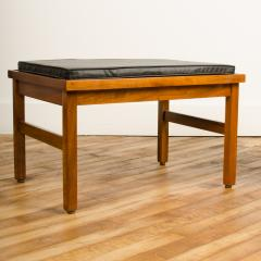 One Mid Century American of Martinsville bench American C 1950  - 2005107