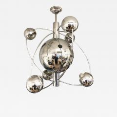 Orbital Mid Century Chandelier - 952782