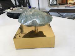 Organic Shaped Brass Sculpture by Kappel - 1972218