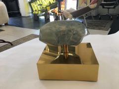 Organic Shaped Brass Sculpture by Kappel - 1972219