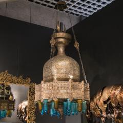 Oriental chandelier - 1253645