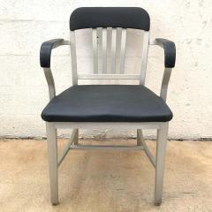 Original Aluminum and Perforated Vinyl Emeco Navy Desk or Armchair 1965 - 1624517