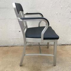 Original Aluminum and Perforated Vinyl Emeco Navy Desk or Armchair 1965 - 1624523