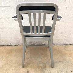 Original Aluminum and Perforated Vinyl Emeco Navy Desk or Armchair 1965 - 1624535