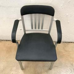 Original Aluminum and Perforated Vinyl Emeco Navy Desk or Armchair 1965 - 1624539