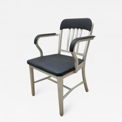 Original Aluminum and Perforated Vinyl Emeco Navy Desk or Armchair 1965 - 1627514