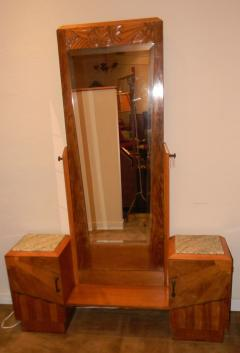 Original French Art Deco Vanity - 118066