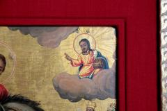 Orthodox Icon St George and the Dragon - 1986040