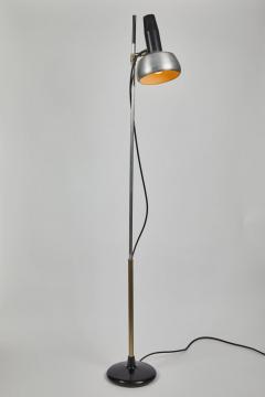 Oscar Torlasco 1950s Oscar Torlasco Floor Lamp Model for Lumi - 1145213