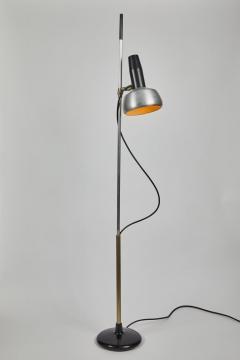 Oscar Torlasco 1950s Oscar Torlasco Floor Lamp Model for Lumi - 1145214