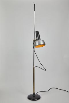 Oscar Torlasco 1950s Oscar Torlasco Floor Lamp Model for Lumi - 1145215