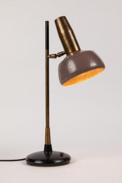 Oscar Torlasco 1960s Oscar Torlasco Table Lamp for Lumi - 1193349