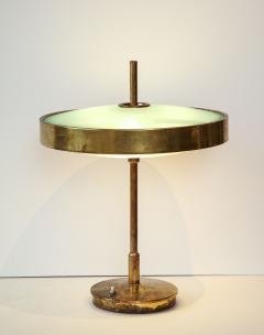 Oscar Torlasco LAMP WITH GLASS DOMES BY OSCAR TORLASCO - 1831666