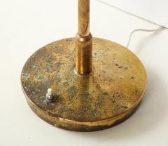 Oscar Torlasco LAMP WITH GLASS DOMES BY OSCAR TORLASCO - 1831668