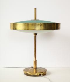 Oscar Torlasco LAMP WITH GLASS DOMES BY OSCAR TORLASCO - 1831672
