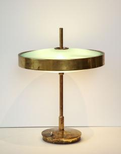 Oscar Torlasco Lamp with glass domes - 1209209