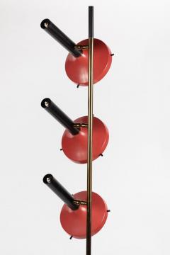 Oscar Torlasco Monumental Oscar Torlasco 3 Cone Floor Lamp for Lumi circa 1958 - 1205198