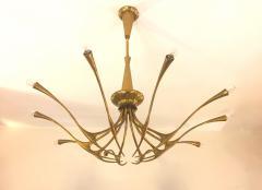 Oscar Torlasco OSCAR TORLASCO Model 392 ceiling lamp circa 1955 - 977561
