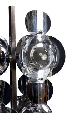 Oscar Torlasco Oscar Torlasco Chrome Floor Lamp - 1390960