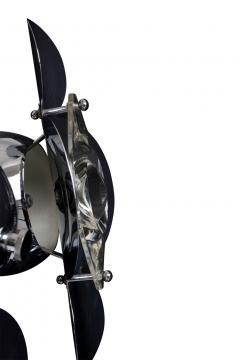 Oscar Torlasco Oscar Torlasco Chrome Floor Lamp - 1390980