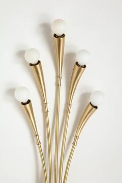 Oscar Torlasco Oscar Torlasco Satin Brass Sconces - 985493