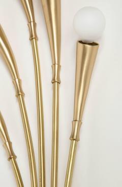 Oscar Torlasco Oscar Torlasco Satin Brass Sconces - 985496