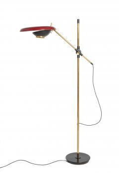 Oscar Torlasco Standing Lamp model no 555T - 586626