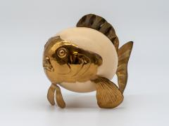 Ostrich Egg Blowfish - 1667937