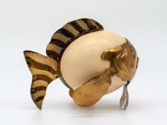 Ostrich Egg Blowfish - 1667941